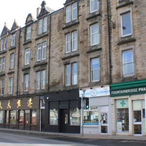 Dundee Street, Edinburgh